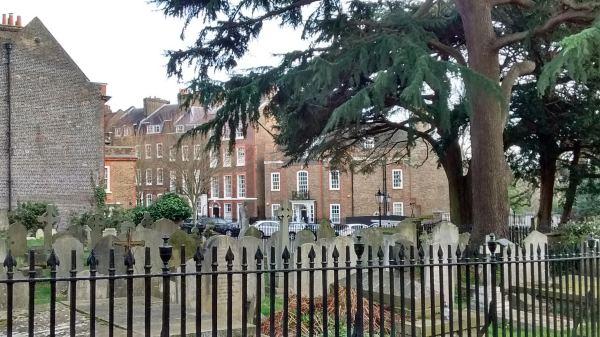 Hampstead richer poorer